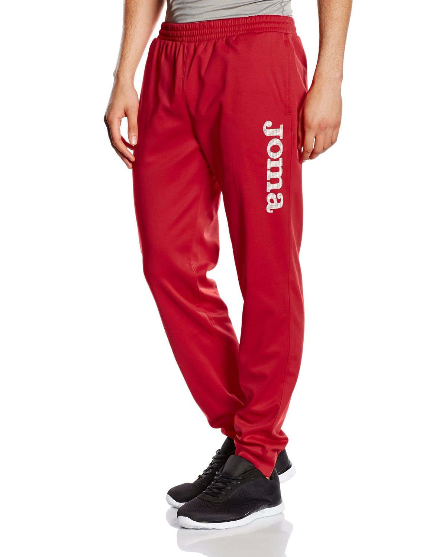 Joma-Pantaloni-tuta-Pants-Suez-Uomo-Con-Tasche miniatura 9