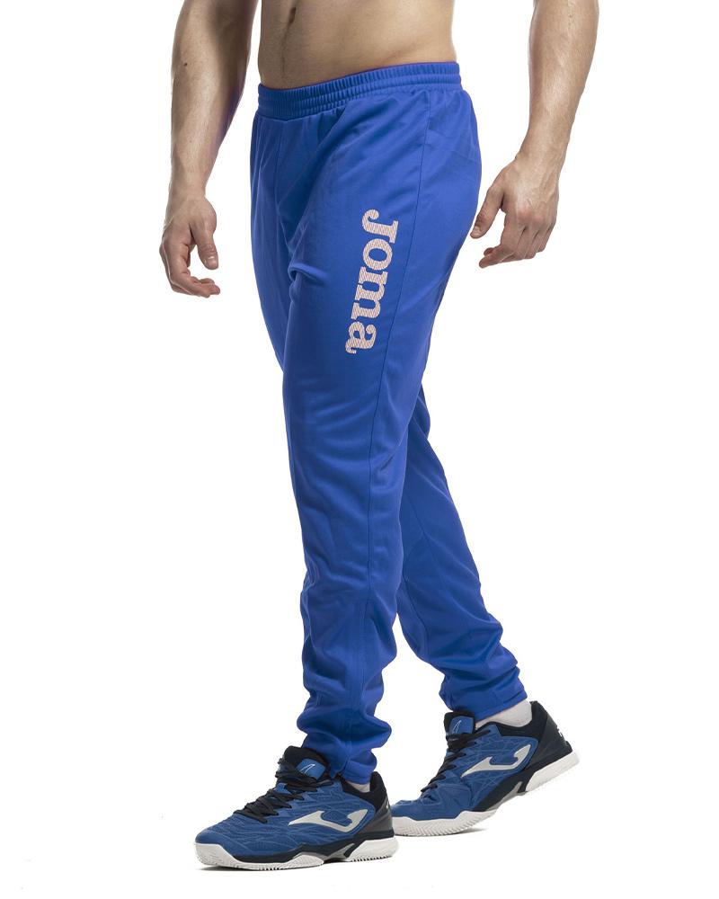 Gladiator-Joma-Pantaloni-tuta-Pants-allenamento-training-caviglia-stretta-Uomo miniatura 4