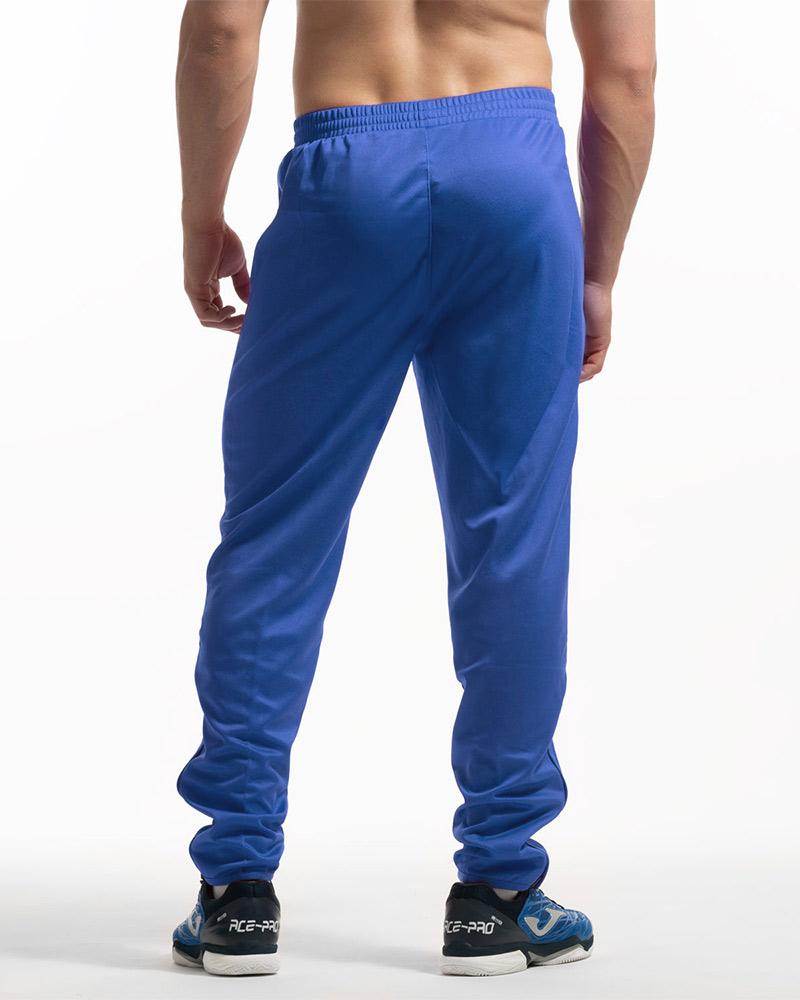 Gladiator-Joma-Pantaloni-tuta-Pants-allenamento-training-caviglia-stretta-Uomo miniatura 7