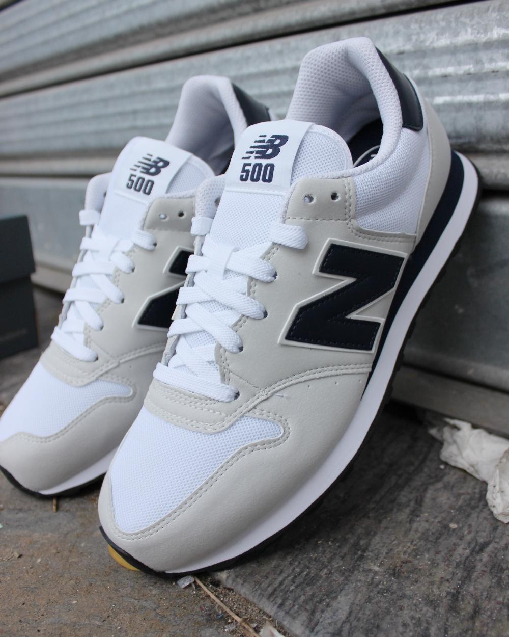 New Balance 500 uomo scarpe casual ginnastica sneakers