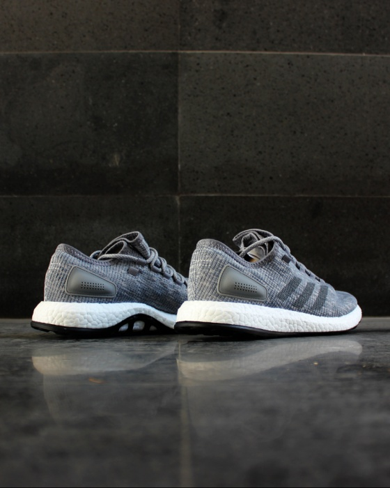 check out dc8e8 225df ... Running shoes adidas running Sneakers PureBOOST m Gray man-Running shoes  adidas PureBOOST Sneakers sports ...