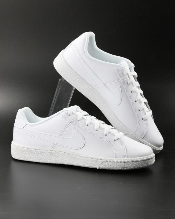 Chaussures Nike Court Royale noir argent femme 2019 Perfect