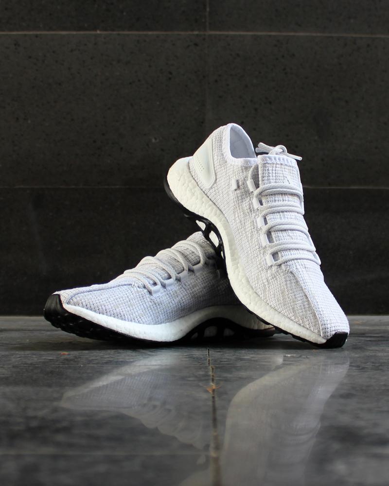 check out 37554 71f7c Adidas Scarpe Corsa Running Shoes Sneakers Trainers Bianco PureBOOST 2018  Uomo 12 12 di 12 Vedi Altro