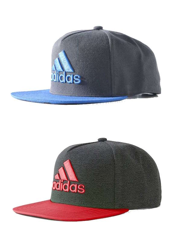 cappello visiera piatta uomo adidas