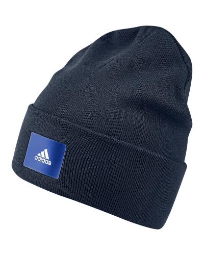 Adidas Logo Pom Woolie Chapeau Woolie Beanie D hiver Unisex Bordeaux