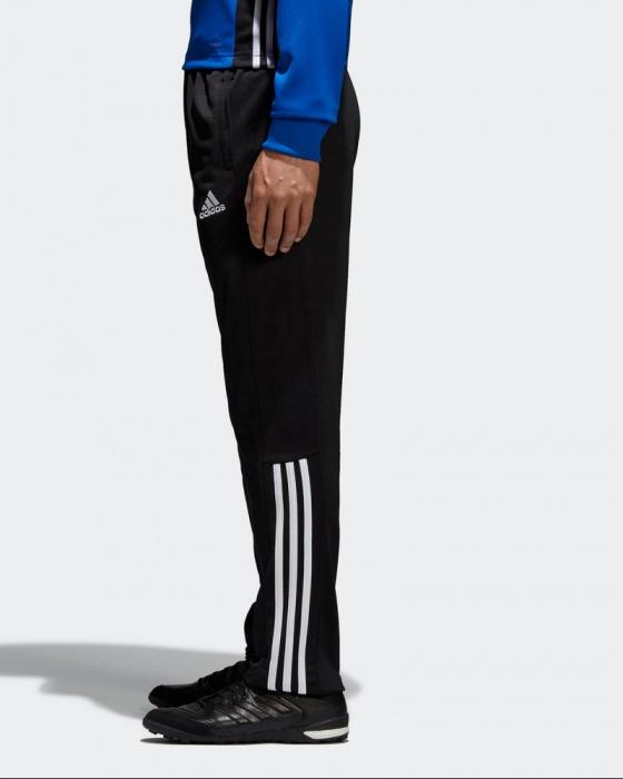 18 Con Noir Regia Pants Pantalon Adidas Climalite Track Hose Tasche wfOzPFxq6H