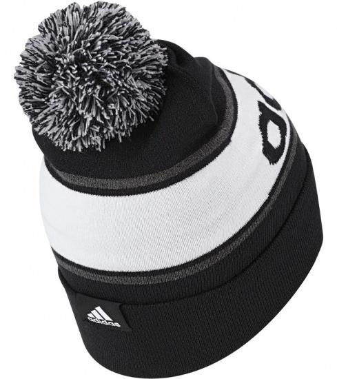 Cappello di lana invernale Adidas Performance Linear Pompom Unisex - Beanie  Adidas Performance Linear Pompom Unisex ... 0693cc584696