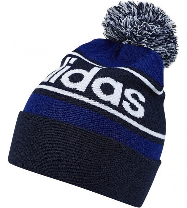 ... Cappello di lana invernale Adidas Performance Linear Pompom Unisex - Beanie  Adidas Performance Linear Pompom Unisex 10aa8dd71941