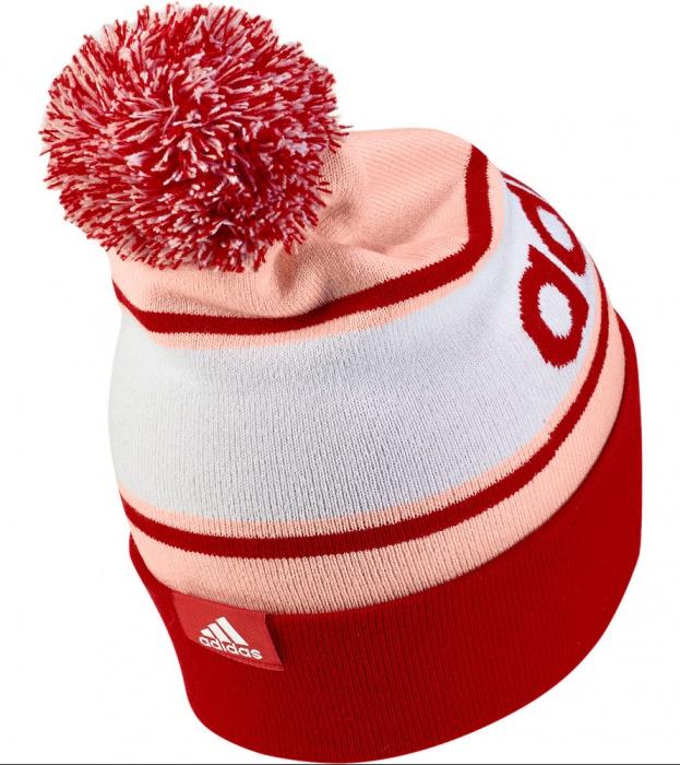 ... Cappello di lana invernale Adidas Performance Linear Pompom Unisex - Beanie  Adidas Performance Linear Pompom Unisex ... 322d6e0a25ca