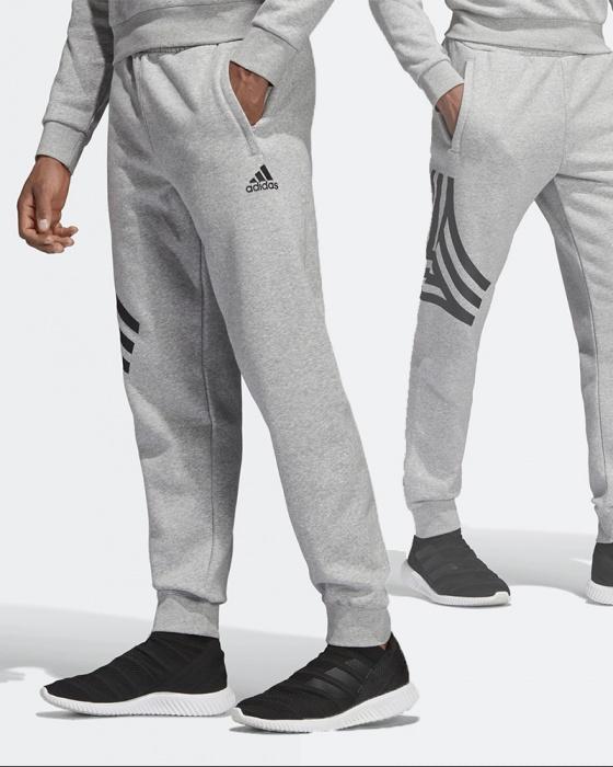 adidas pantaloni in cotone