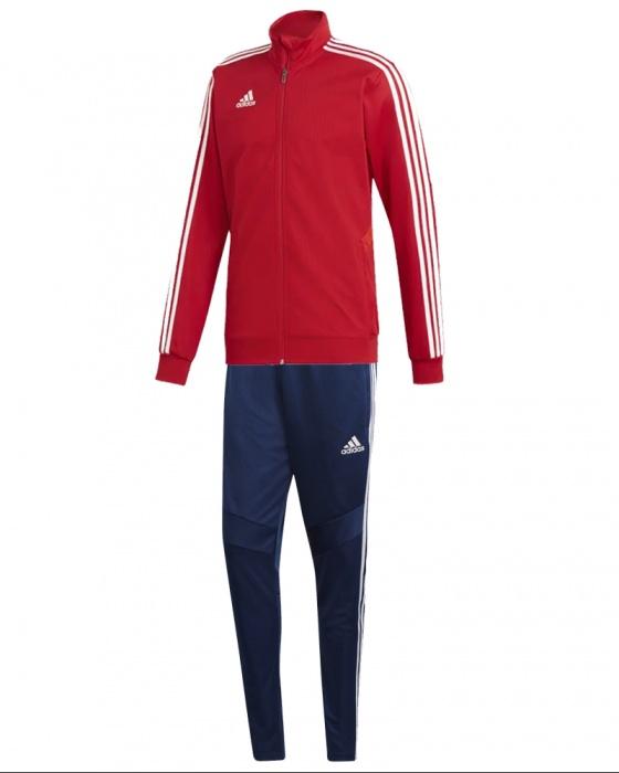 Adidas Trainingsanzug Sport Training Tiro 19 Climalite Reißverschlusstaschen | eBay