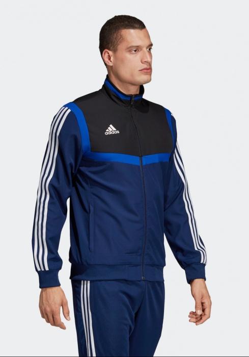 Détails sur Adidas Presentation Jacket Veste Tiro 19 Blue