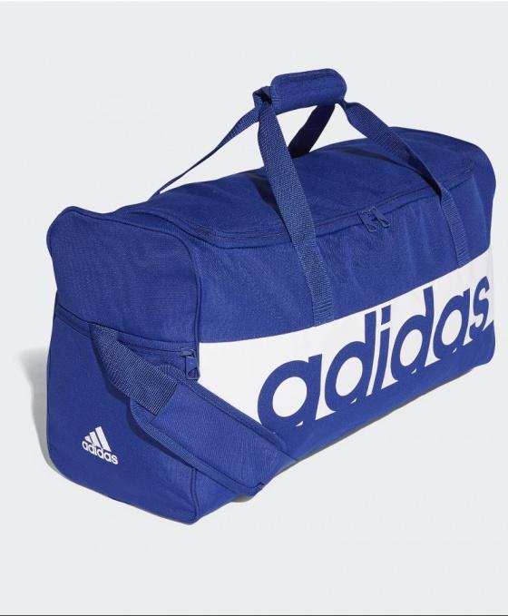 ... Borsone Borsa Team Bag Adidas LINEAR PERFORMANCE Unisex Blu - Duffel Bag  Team Bag Adidas LINEAR ... d7906fb96c