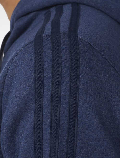 f3d801edb803a Giacca Sportiva ORIGINALS adidas CLASSIC TREFOIL HOODIE Uomo Blu cotone