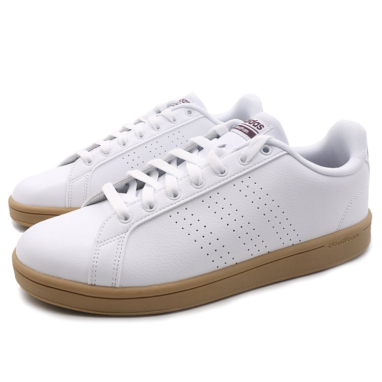 Advantage Sportif Blanc Sneakers Adidas Chaussures 5wExTUqWO