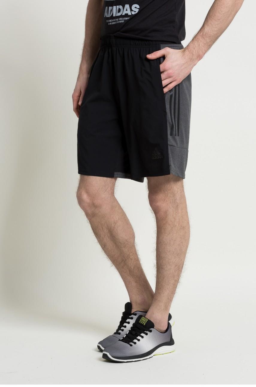 Adidas SPEEDBR Shorts Shorts Homme Noir POCHES Fermeture éclair 2017 ... 0e26bed54394