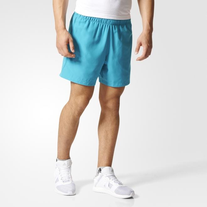 Adidas ess Chelsea Pantaloncini Shorts Verde acqua Uomo 2017 4 4 di 8 ... 5ecfcbb8aef0
