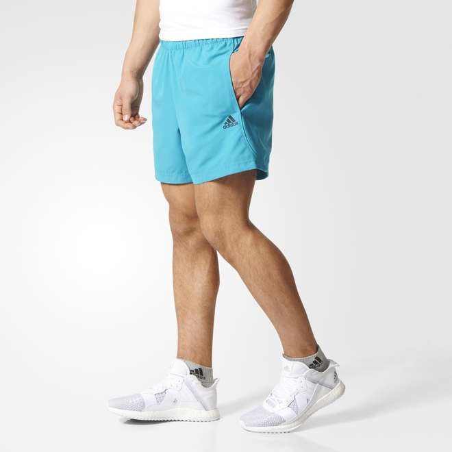 Adidas ess Chelsea Pantaloncini Shorts Verde acqua Uomo 2017 5 5 di 8 ... 0451df4e3c6a
