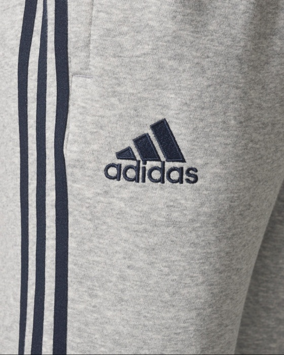 Details about Adidas Pants Trousers Tango Sweat Jogger Grey Narrow ankle with elastic 2017 1
