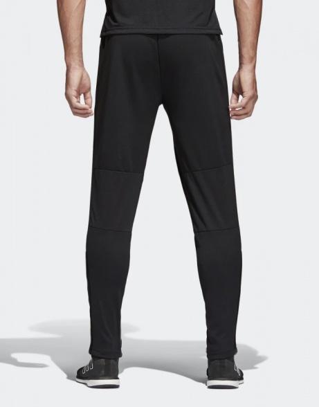 Dettagli su Adidas Pantaloni tuta Pants Nero Condivo 18 Uomo con tasche