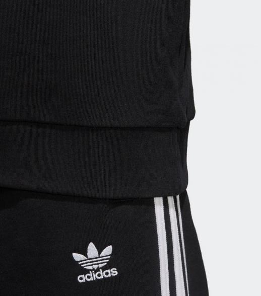 felpa adidas black