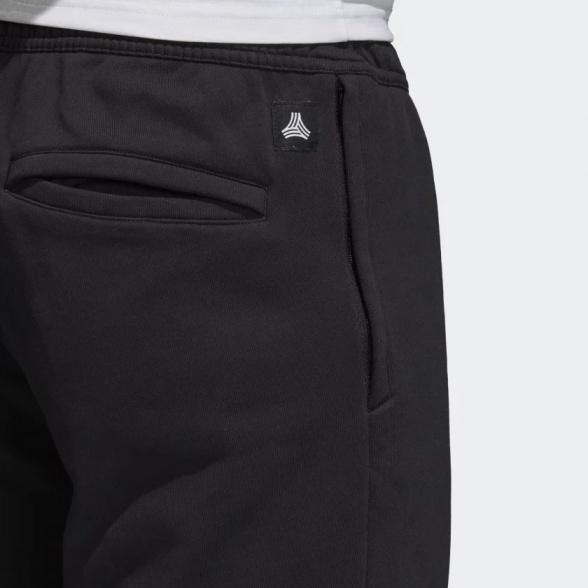 Cuff Tango Pantalones Adidas Bolsillos Algodón Negro Chándal Sweat wFHnx1q7p