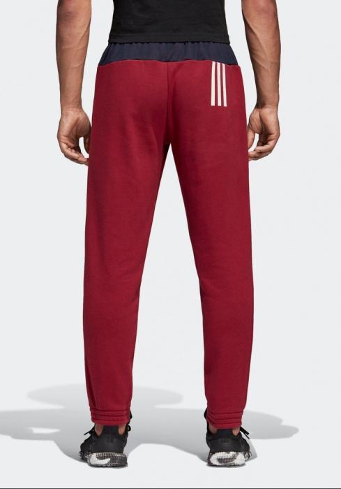 pantaloni tuta uomo adidas rossi