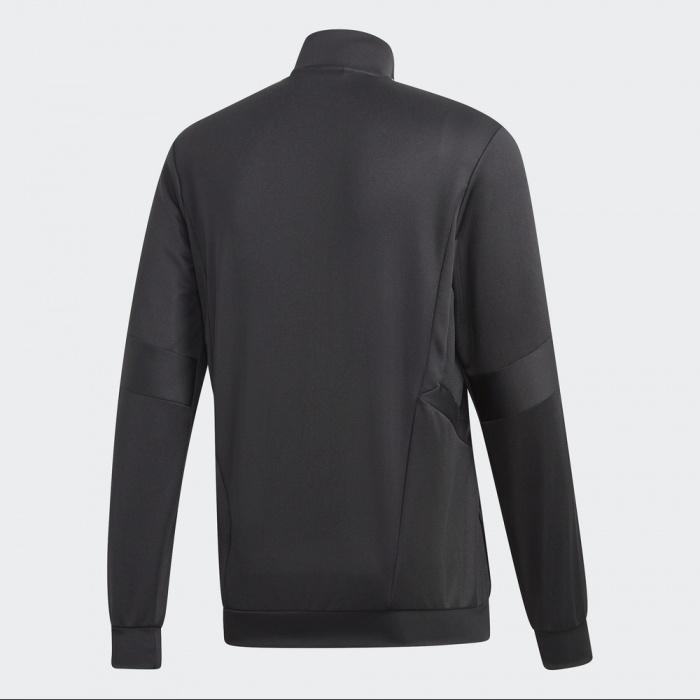 Adidas Training Jacke Schwarz Climalite Tiro 19 Reißverschluss Taschen | eBay