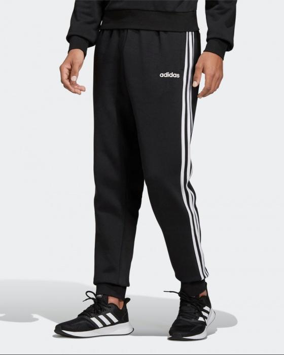 pantaloni tuta cotone adidas