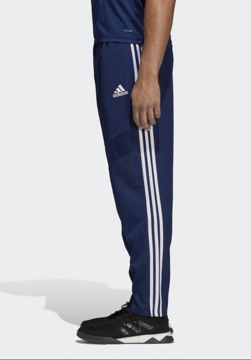Dettagli su Adidas Pantaloni tuta Pants Blu Tiro Woven 19 tasche con zip Uomo Climalite
