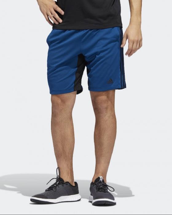 adidas short uomo blu
