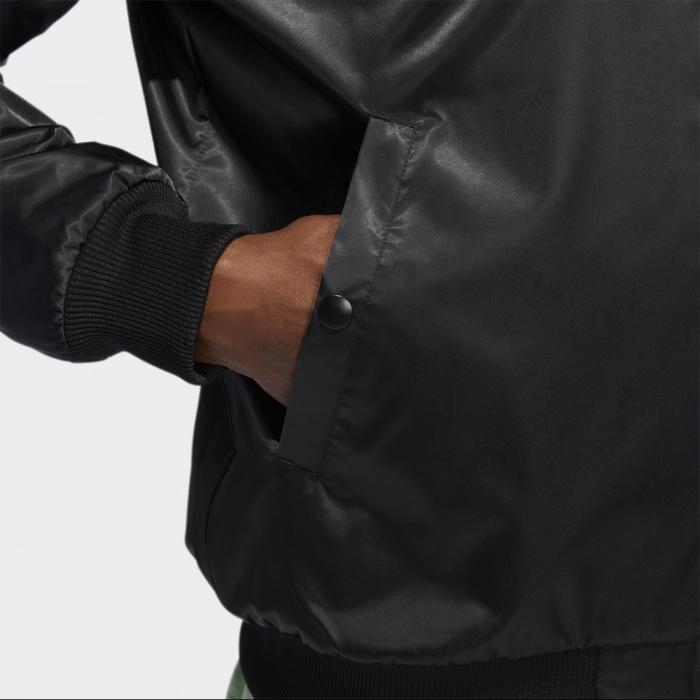 Adidas Jacket Veste Sport Homme Noir 2019 20 Harden Vision Basket NBA | eBay