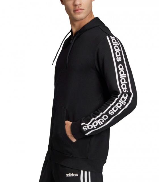 Dettagli su Adidas Giacca Sportiva Felpa CELEBRATE THE 90S BRANDED Nero Cotone leggero