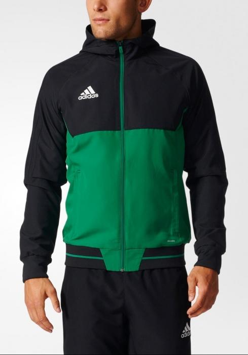 giacca adidas con cappuccio