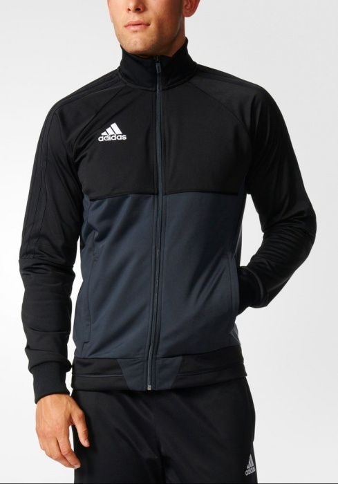 7b821ec73018e suit jacket  Giacca tuta allenamento adidas Tiro 17 PES uomo con tasche a  zip.
