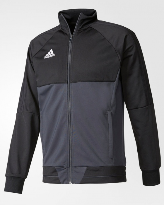 Adidas Training Jacket Tire Pes Men pockets with zip