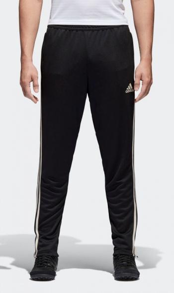 ... Pantaloni Tuta Allenamento Adidas Tango Track originale uomo nero -  Training pant Adidas Tango Black original ...