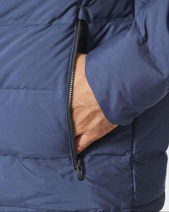 Helionic Piumino Blu Hooded Ebay Adidas Wgq74zxn6h Bomber Giubbino Pxwgqgd