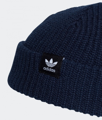 Cappello di lana invernale Adidas Originals F BEANIE SHORT Unisex BLU -  Adidas Originals winter wool ... 54742979da64