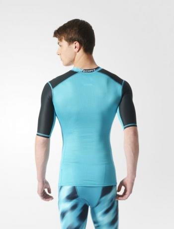 Oxyburn Underwear Technical Baselayer Shirt thermal 5058 HALNY Black