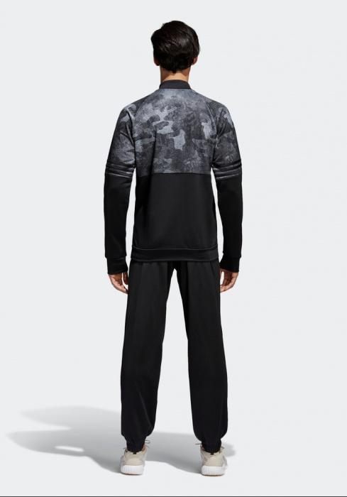 Adidas Training Trainingsanzug MTS PES COSY Knöchel eng mit elastischen