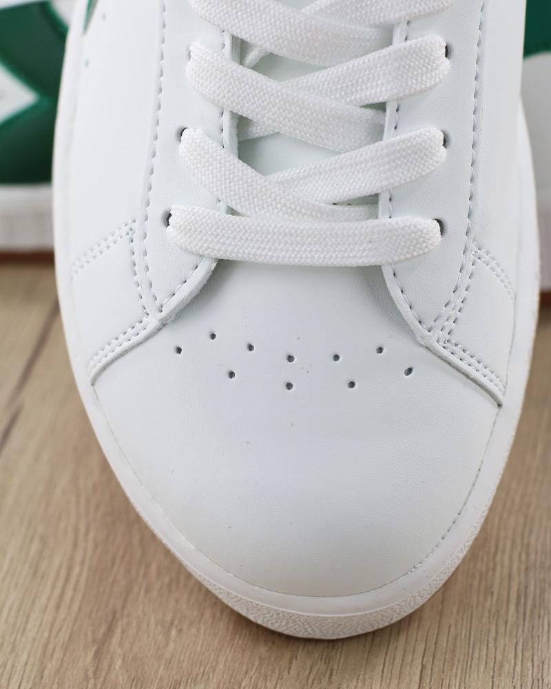 Diadora Scarpe Sportive Sneakers Lifestyle Sportswear GAME P Bianco Verde 3  3 di 8 ... d971eff02bf