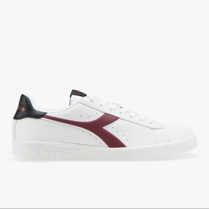 Scarpe Sportive Sneakers Diadora GAME P LifeStyle Sportswear Bianco C7609 -  Sport boots Shoes Sneakers Diadora ... 8e5ffc63094
