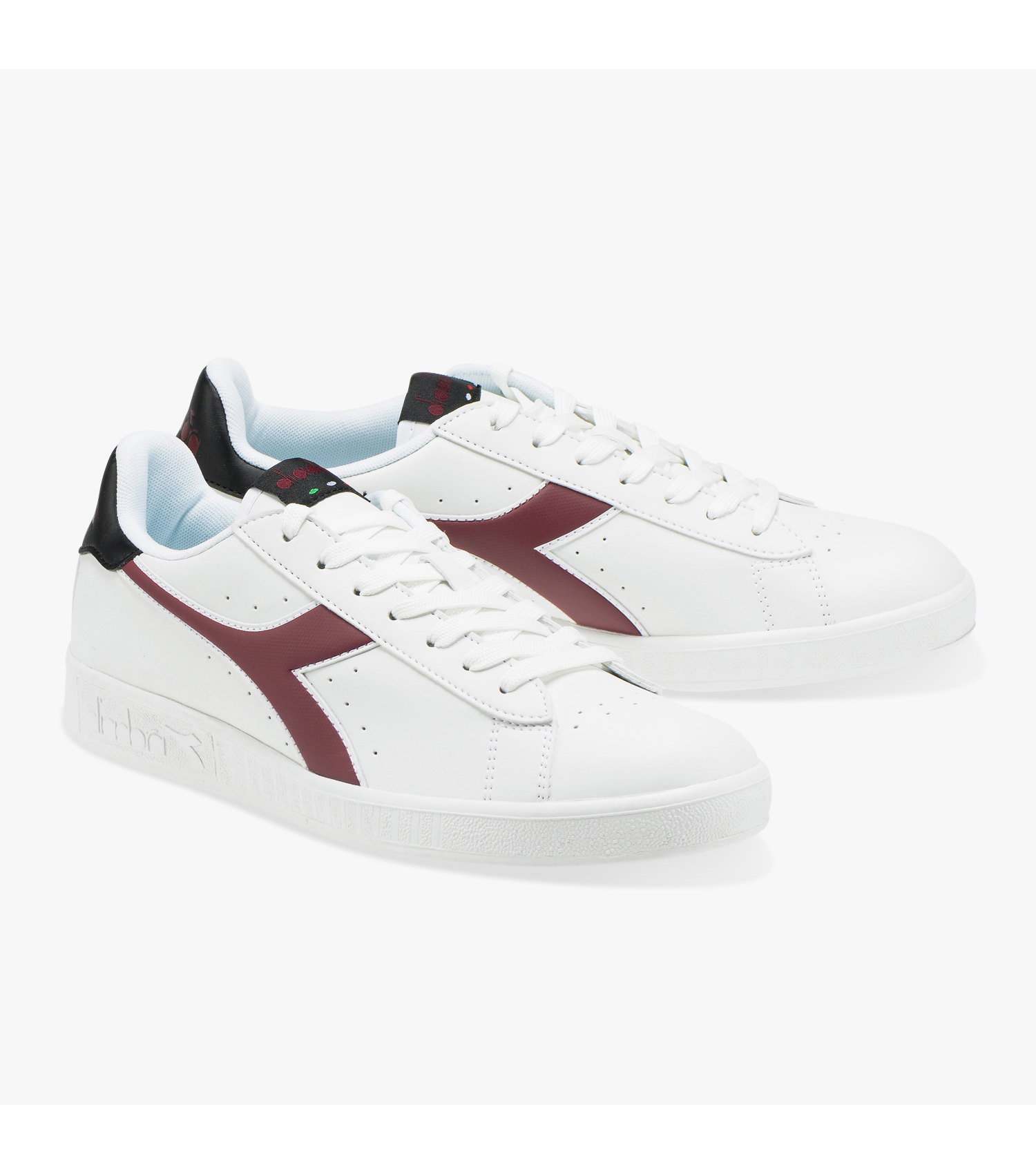 Diadora Sport Schuhe Sneakers Shoe GBME P C7609 Weiss Sportswear Lifestyle