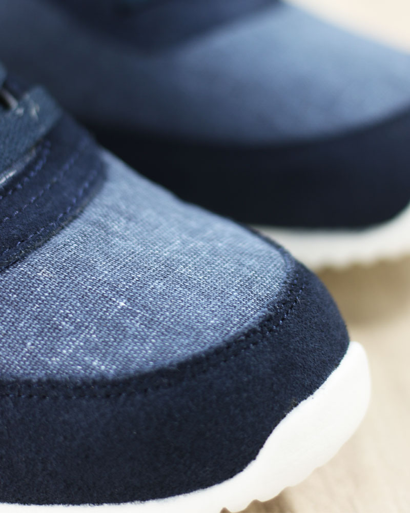 Diadora-Scarpe-Sportive-Sneakers-lifestyle-Sportswear-Jog-Light-Blu-canvas miniatura 7