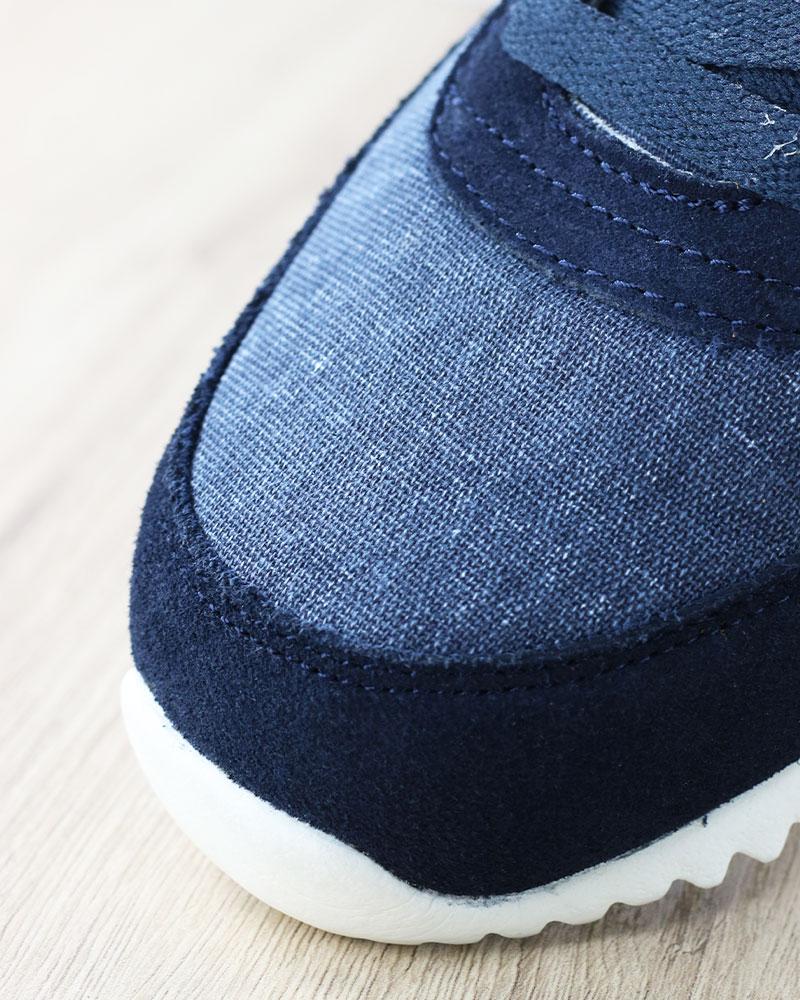 Diadora-Scarpe-Sportive-Sneakers-lifestyle-Sportswear-Jog-Light-Blu-canvas miniatura 11