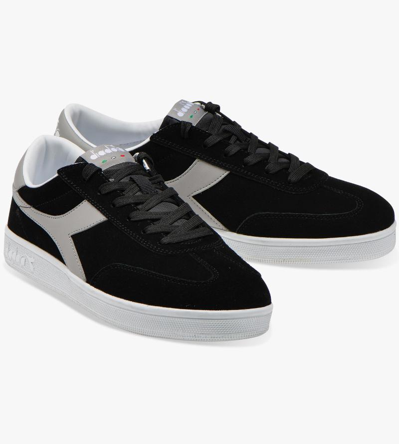 Diadora lifestyle Chaussures sportif Chaussures Sneakers Field Noir sportswear lifestyle Diadora d5e130