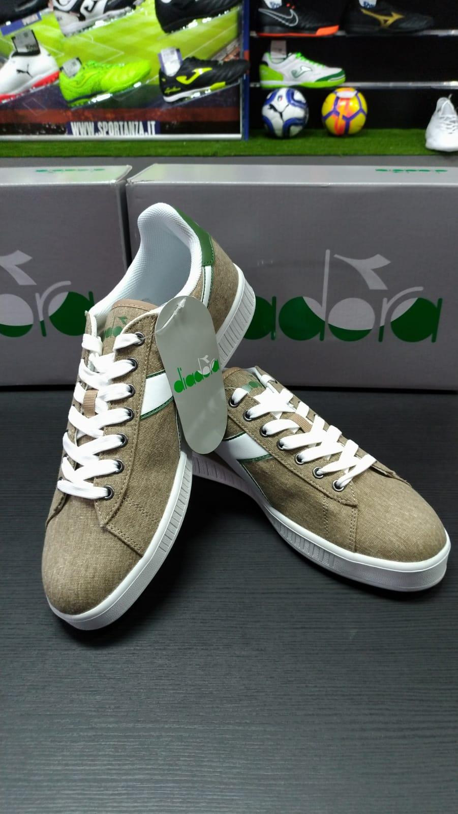 Diadora Scarpe Sneakers Ginnastica Tennis LifeStyle Sportswear Game Canvas