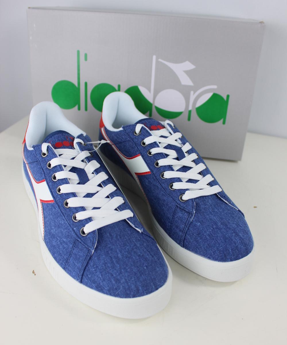 Descuento Extremadamente Comprar Barato Clásica Diadora Scarpe Sneakers Ginnastica Tennis LifeStyle Sportswear Game Canvas Visitar La Venta En Línea BjPzhfw