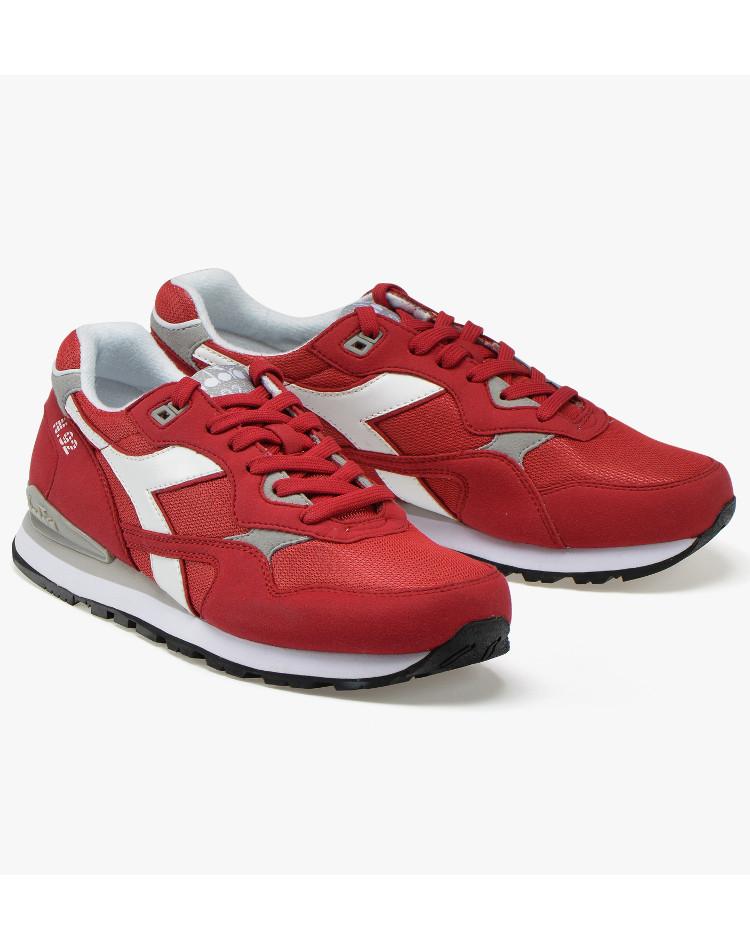c9fc4211e ... Diadora Zapatos Zapatillas Gimnasia Tenis Tenis Tenis N.92 Rosso LifeStyle  Ropa deportiva a3ee0b ...
